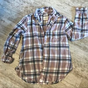 AEO Flannel Shirt